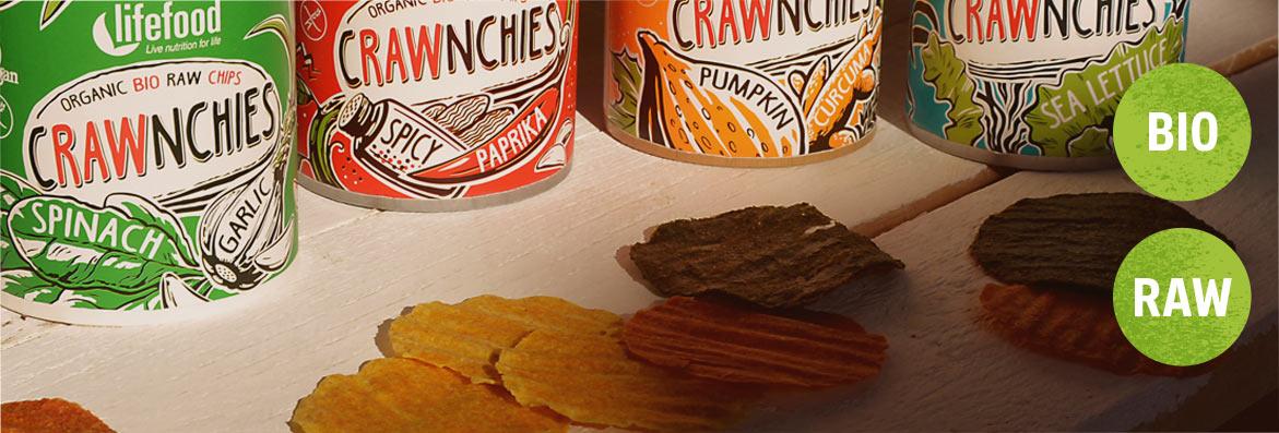 Crawnchies Crisps