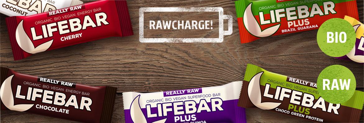 Lifebar Energy Bars