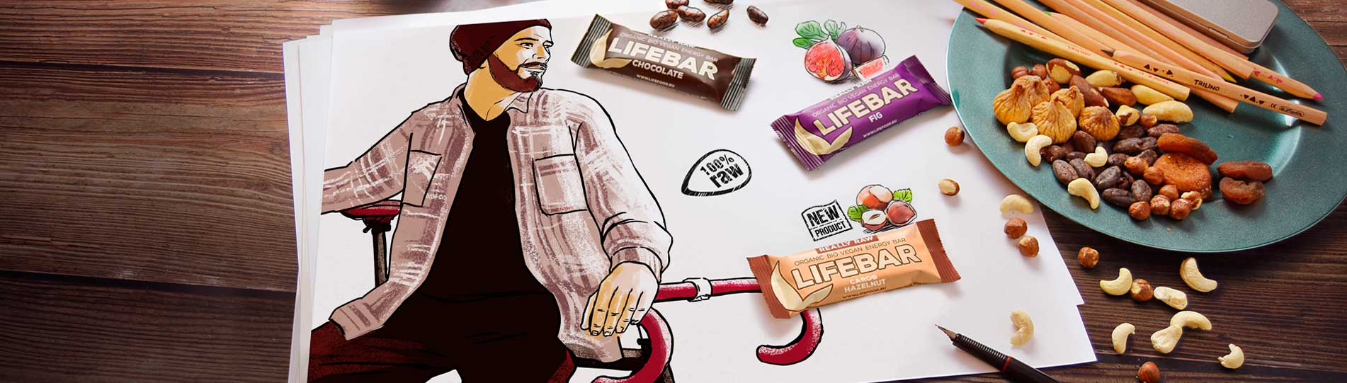 Raw Bars Lifebar