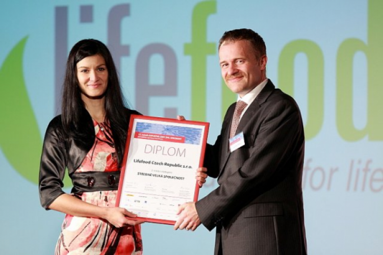 Lifefood Recognized as Most Progressive Food Exporter
