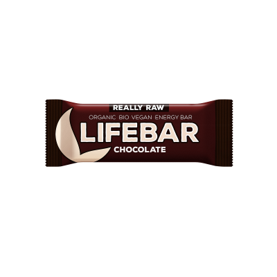 Raw Organic Lifebar Chocolate