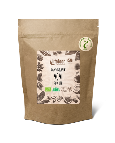 Raw Organic Acaí Powder
