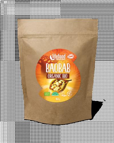 Raw Organic Baobab Powder