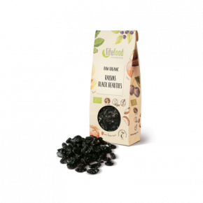 Raw Organic Black Beauties Raisins