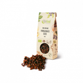 Raw Organic Dried Pomegranate Seeds