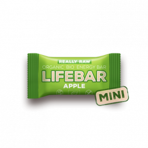 Raw Organic MINI Lifebar Apple