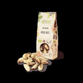 Raw Organic Brazil Nuts