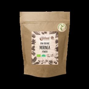 Raw Organic Moringa Powder