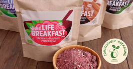 Lifefood launches 100% compostable packaging