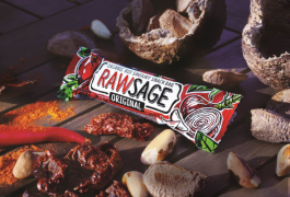 How do we make it? Rawsage – a savoury snack bar