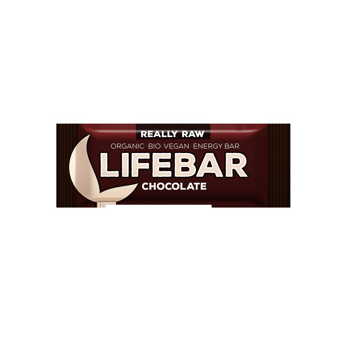 Organic RAW Lifebar