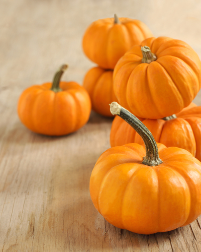 Pumpkin is a natural treasure