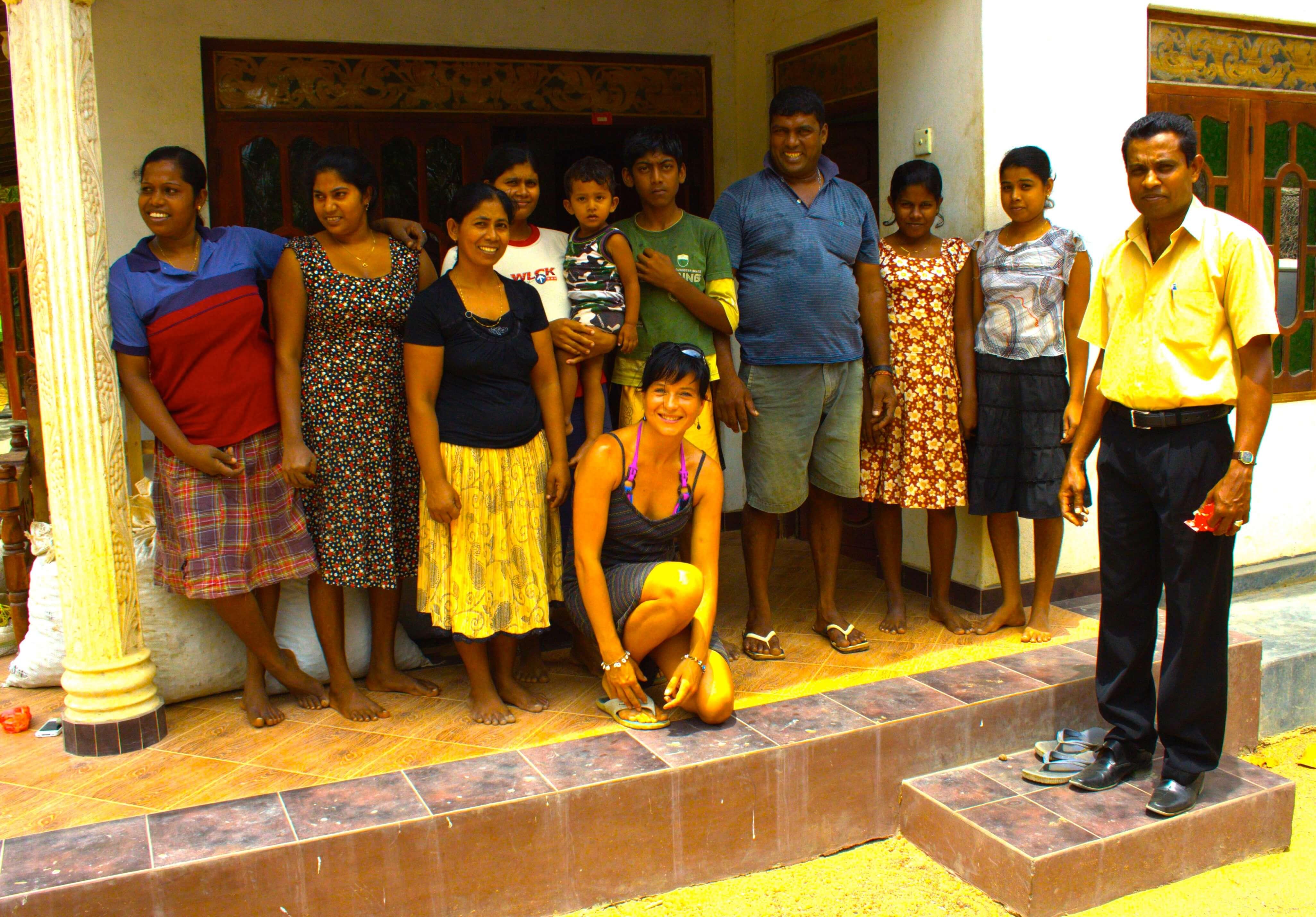 Tereza Lifefood Gründern mit Kakao Bauern