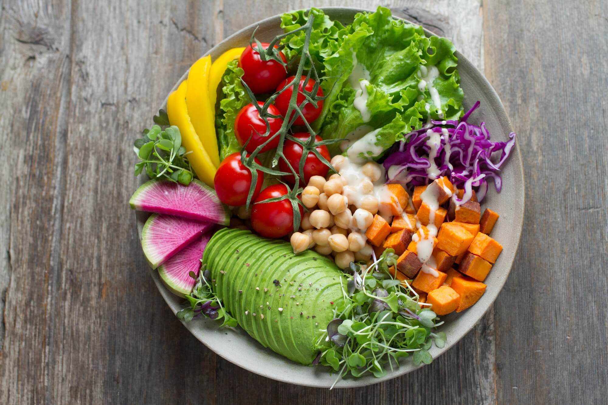 Vegan für Beginner