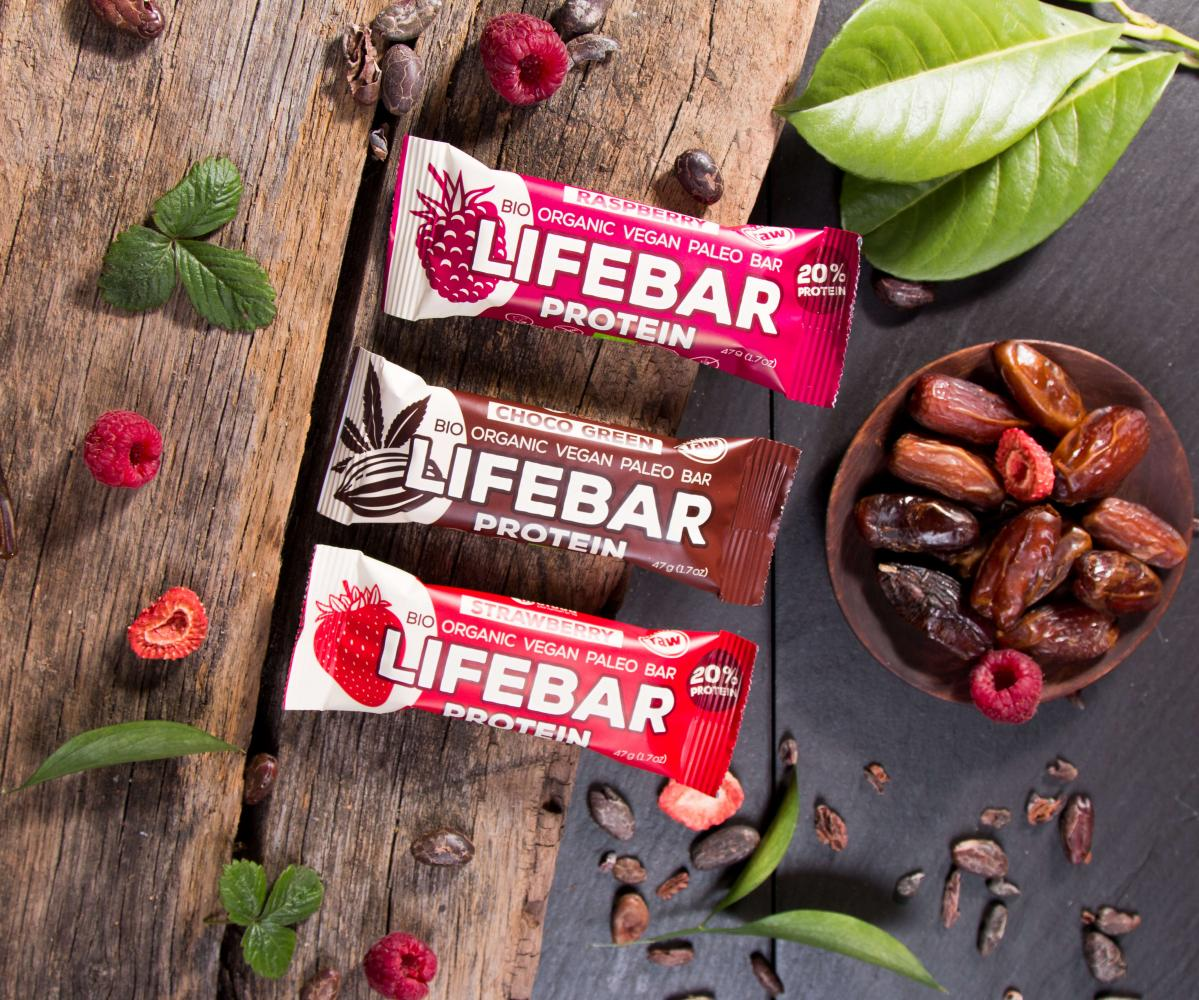 Lifebars are the bestsellers