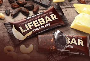 Raw Oragnic Energy Bar Lifebar