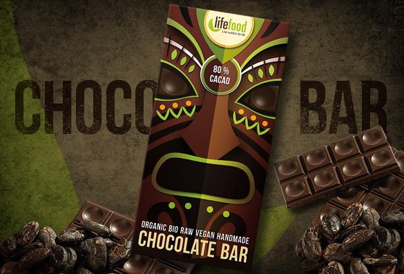 Raw Chocolate by Lifefood