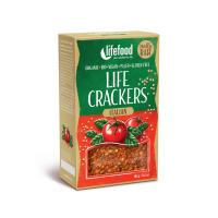 Raw Organic Italian Life Crackers
