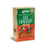 Crackers crus à l'italienne BIO