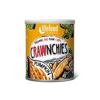 Raw Organic Pumpkin Curcuma Crawnchies