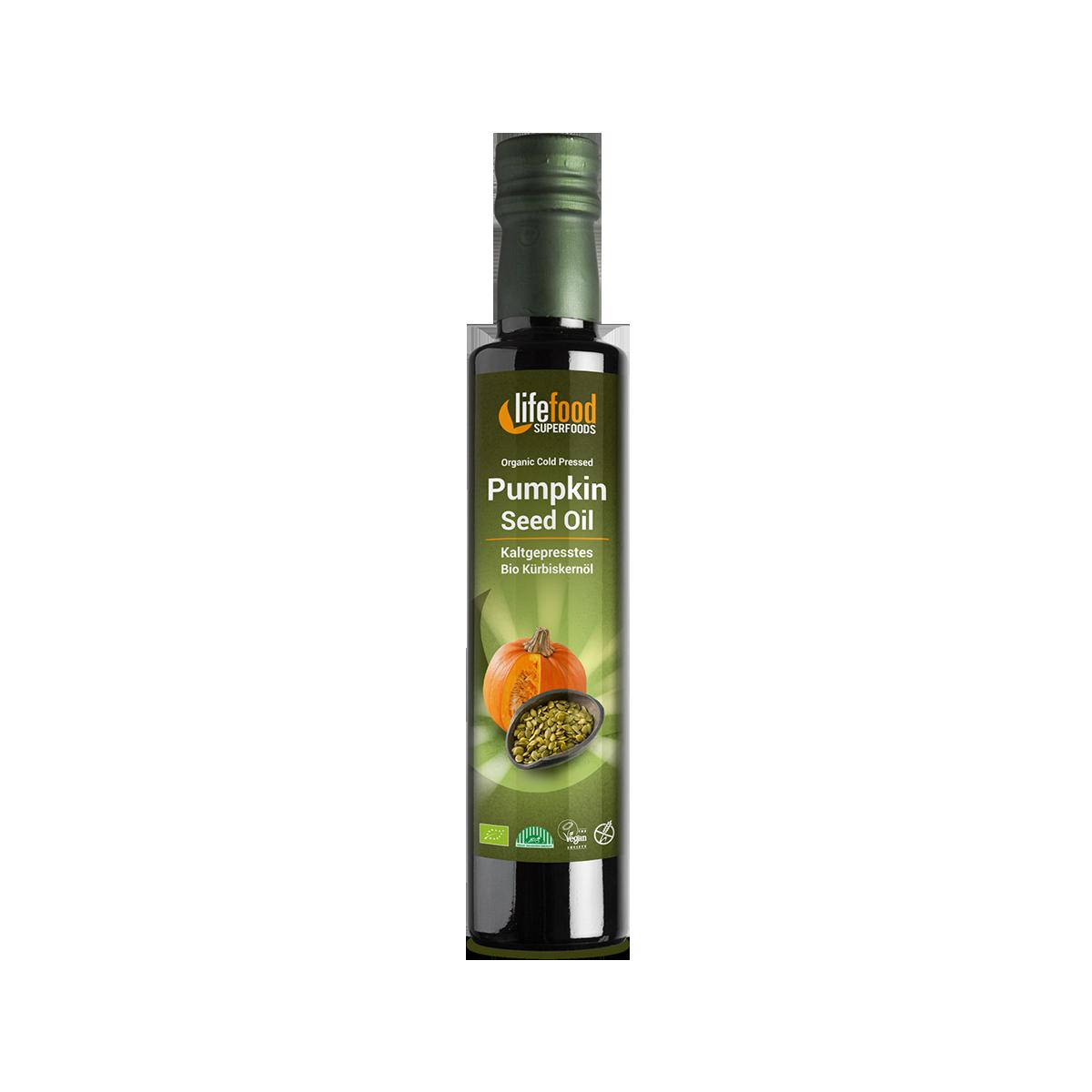 Lifefood Cold pressed Pumpkin Oil