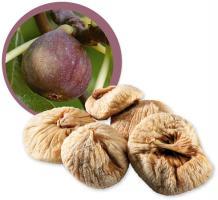 Raw organic figs