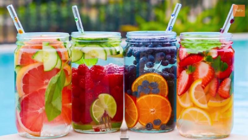 gezond drankje maken
