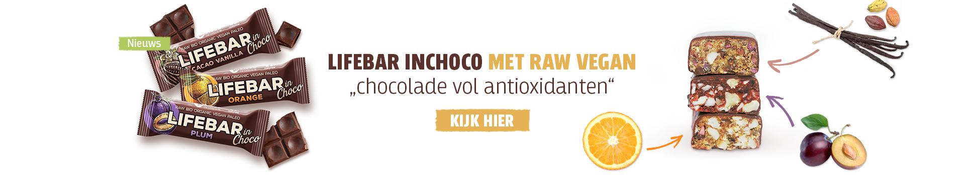 Nieuw Lifebar inChoco