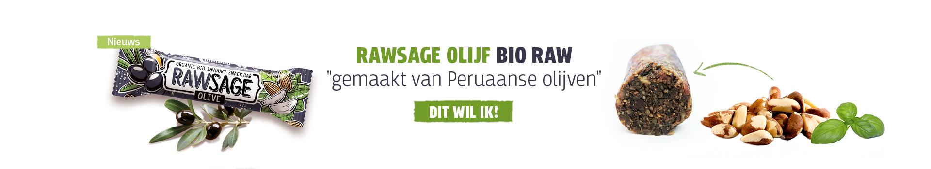 Nieuw Rawsage Olijf
