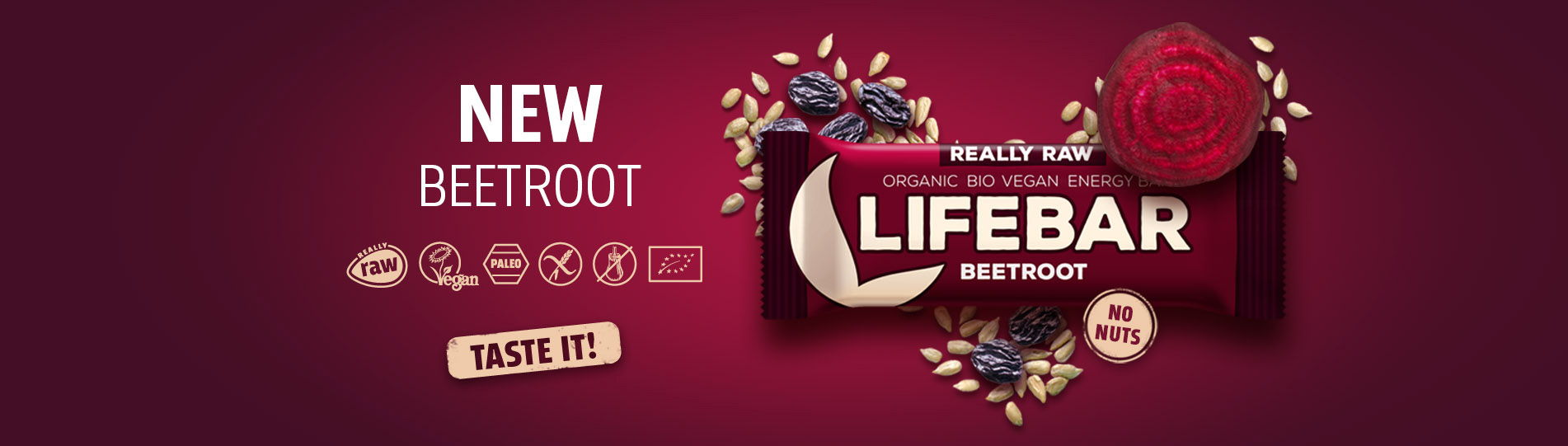 Beetroot Lifebar